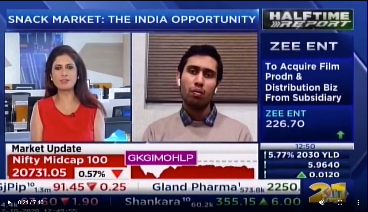 Commodity Champions: What's in store for India's snack and food processing industry?