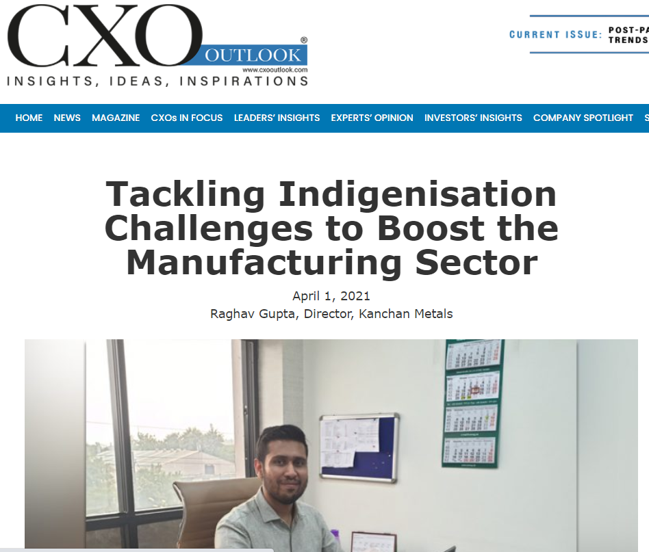 Tackling Indigenisation Challenges to Boost the Manufacturing Sector
